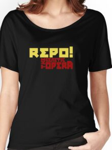 Repo! The Genetic Opera T-Shirt 1 Women's Relaxed Fit T-Shirt