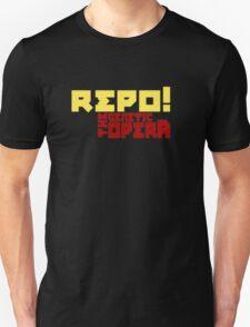 Repo! The Genetic Opera T-Shirt 1 Unisex T-Shirt
