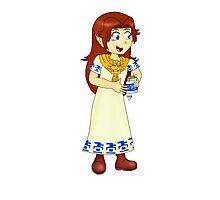 Malon - The Legend of Zelda Ocarina of Time Photographic Print