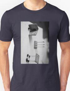 Biscuits, Matches, Raisins Unisex T-Shirt