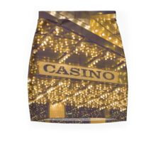 Casino Limo Mini Skirt