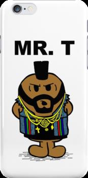 Mr T by Monstar