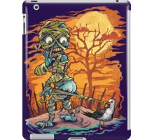 Mummy At The Beach iPad Case/Skin