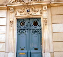 When in Paris, look at the doors! by bubblehex08