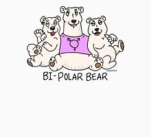 Bi Polar Bear Unisex T-Shirt