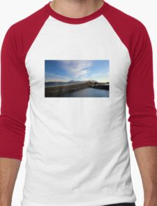Storseisundet Bridge - Atlantic Road - Norway Men's Baseball ¾ T-Shirt