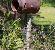 A Country Mailbox by aussiebushstick