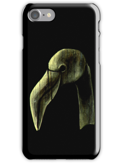 Bestiary 2 iPhone Case by artisandelimage