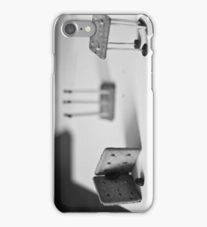 Biscuits, Matches, Raisins iPhone Case/Skin