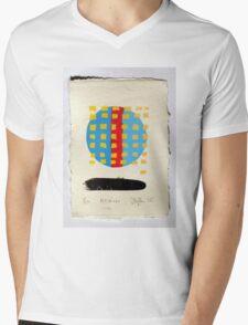 Receiver. (Screen Print - 2015) Mens V-Neck T-Shirt