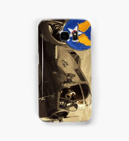 United States Army Air Corps Samsung Galaxy Case/Skin