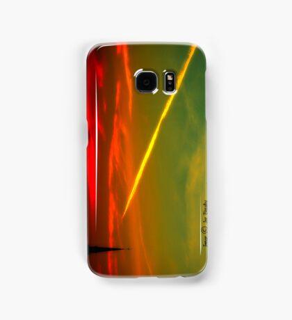 rosso di mattina  Samsung Galaxy Case/Skin