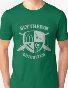 Slytherin - Quidditch T-Shirt