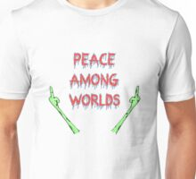 Peace Among Worlds, Rick and Morty inspired Unisex T-Shirt