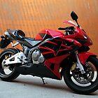 speed motorbike  by Teka77