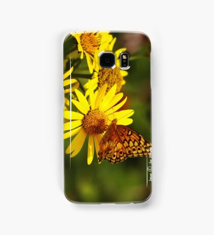 Oranges and Yellows Samsung Galaxy Case/Skin