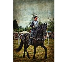 Knight Photographic Print
