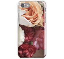 Flower Book iPhone Case/Skin