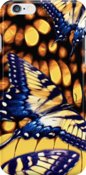 Harvesters- I Phone Case by Diane Johnson-Mosley