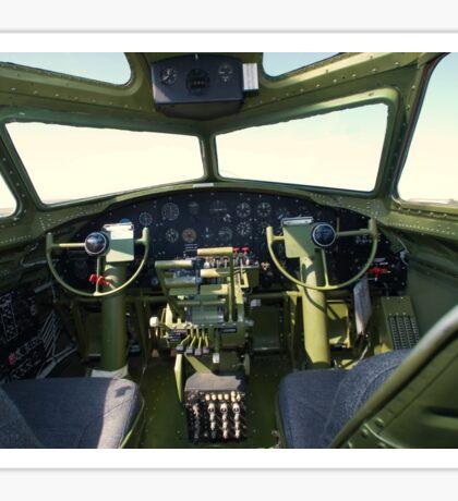 B-17G Sticker