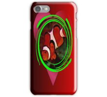 iPhone Case... Lime Accent Nemo iPhone Case/Skin
