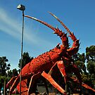 Big Lobster - Kingston S.E. by Melissa Drummond