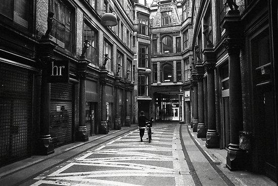 Skindergade  by reflexio