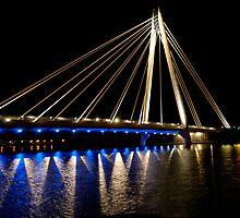 Marine Way Bridge by James D