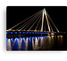 Marine Way Bridge Canvas Print