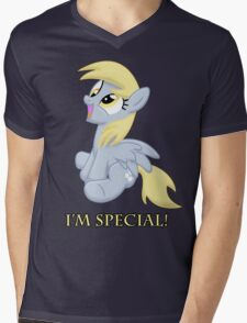 I'm special! Mens V-Neck T-Shirt