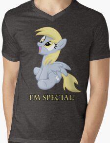 I'm special! Mens V-Neck T-Shirt