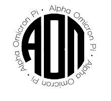 AOΠ Monogram by chrokeefe