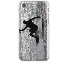 The Unknown Kitesurfer iPhone Case/Skin