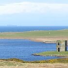 Scolpaig Tower, North Uist, Outer Hebrides, by epgaskell