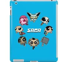 Saga Puffs Parody iPad Case/Skin