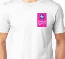 Caroline Approved (Pink) Unisex T-Shirt