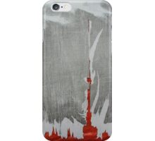 Lavaland - Jet Stream to the Moon iPhone Case/Skin