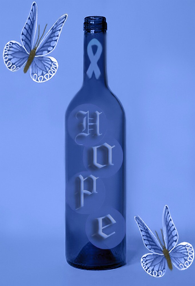 *•.¸♥♥¸.•* THERE IS HOPE! COLON CANCER AWARENESS *•.¸♥♥¸.•* by ✿✿ Bonita ✿✿ ђєℓℓσ