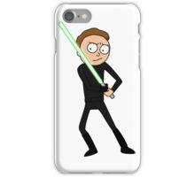 Morty Skywalker iPhone Case/Skin