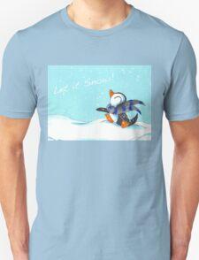 Snowfall T-Shirt