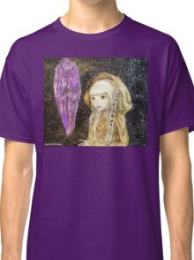 The Dark Crystal - Kira Water Color + Mixed Media Classic T-Shirt
