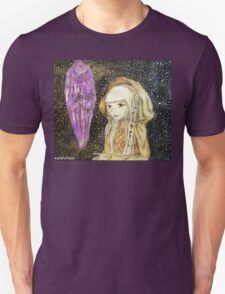 The Dark Crystal - Kira Water Color + Mixed Media T-Shirt