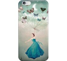 Leaving Wonderland  iPhone Case/Skin