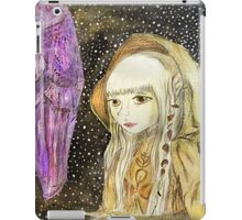 The Dark Crystal - Kira Water Color + Mixed Media iPad Case/Skin