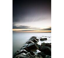 Portland Horizon Photographic Print