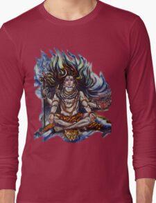 Shiv Ganga Long Sleeve T-Shirt