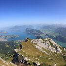 Lake Lucerne by SinaStraub