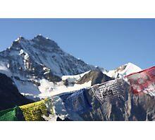 Jungfrau Photographic Print