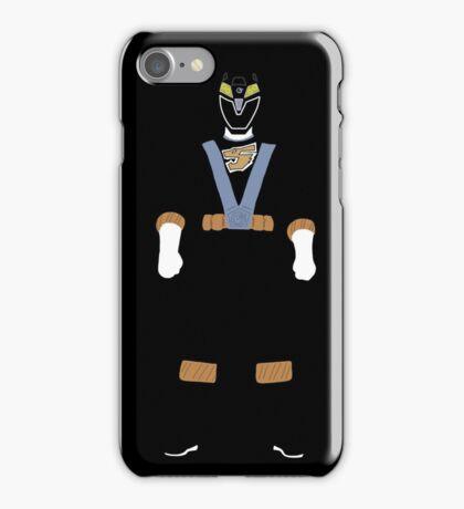 Power Rangers RPM Black Ranger iPhone Case iPhone Case/Skin