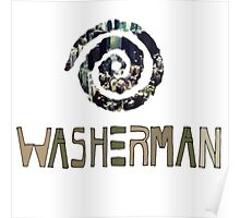 Washerman  Poster